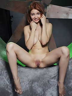 Kika kika flaunts her sexy body with beautiful tits and sweet pussy.