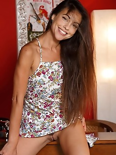 Lorena b bright, positive, with a vivacious smile and a hot body to boot, lorena b is simply a stunning sight